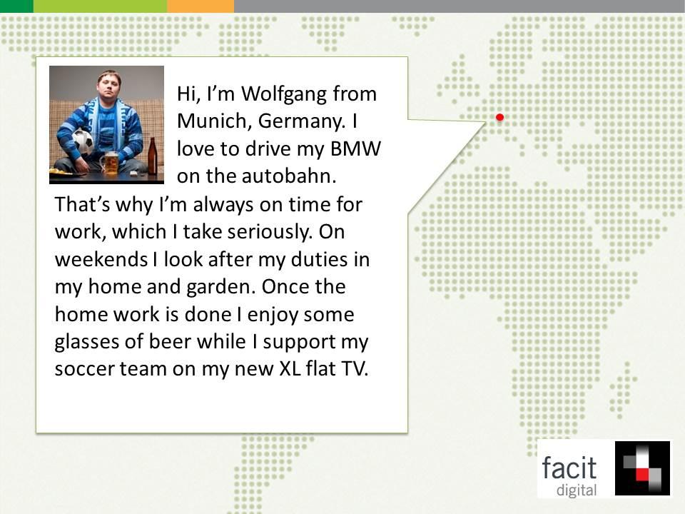 UX Fellows - Germany - Facit Digital
