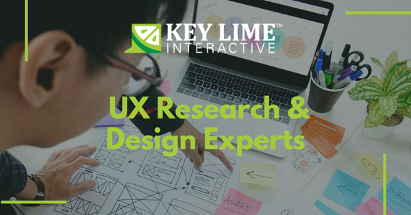 UX Research and design experts