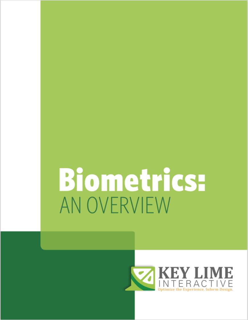 Biometrics: An Overview