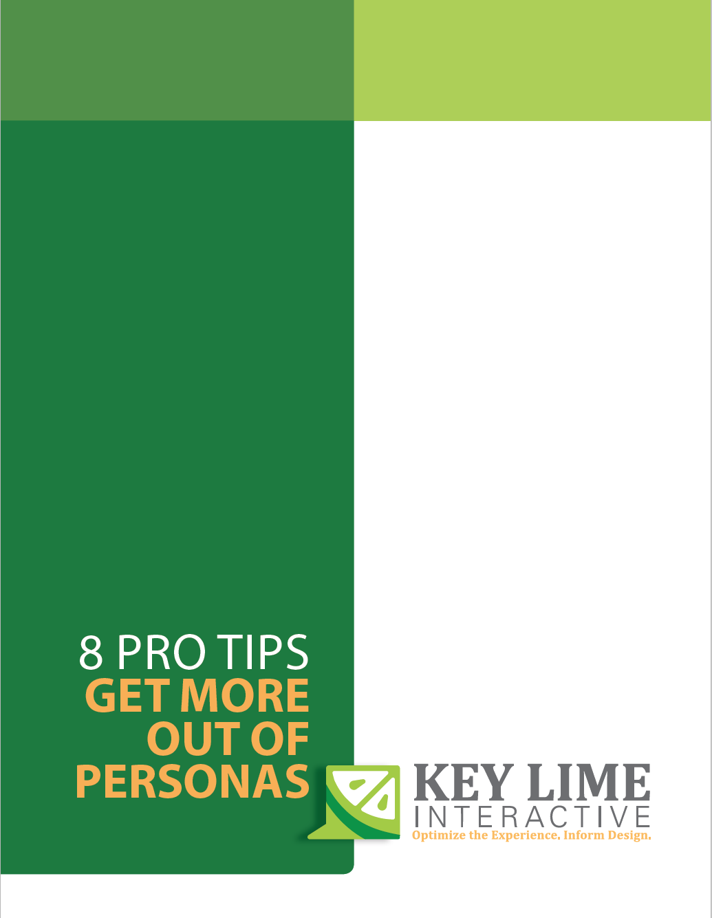 8 PRO TIPS GET MORE OUT OF PERSONAS