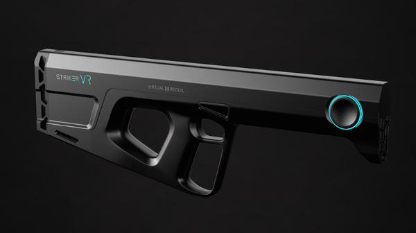 Striker VR gun controller
