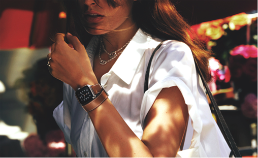 Picture of the Apple Watch. Courtesy of Apple.