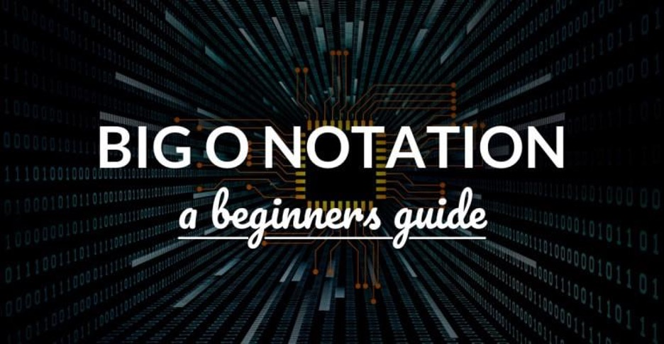 Why Developers Should Consider Big O Notation
