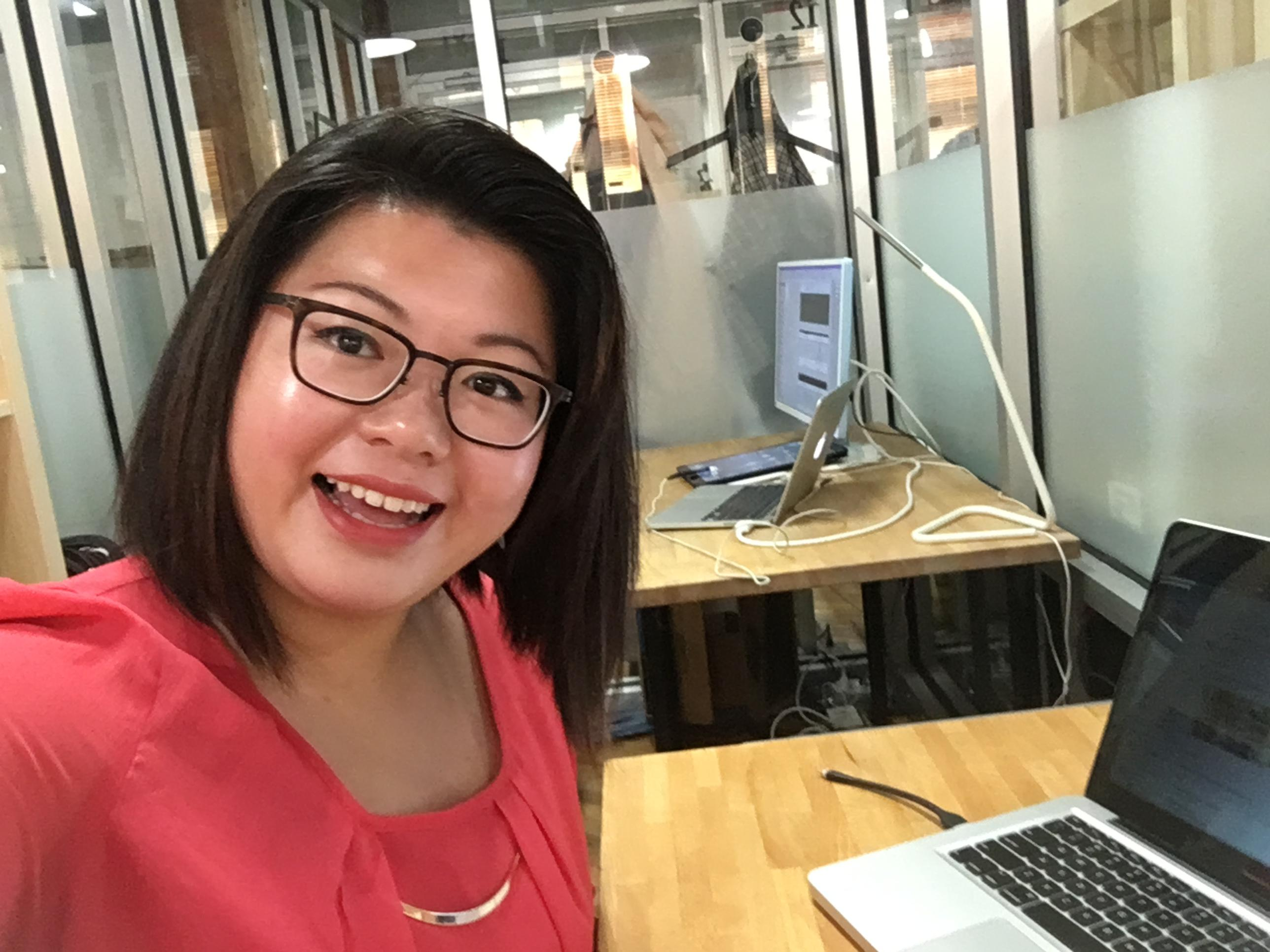 User Experience Researcher Mindy Eng