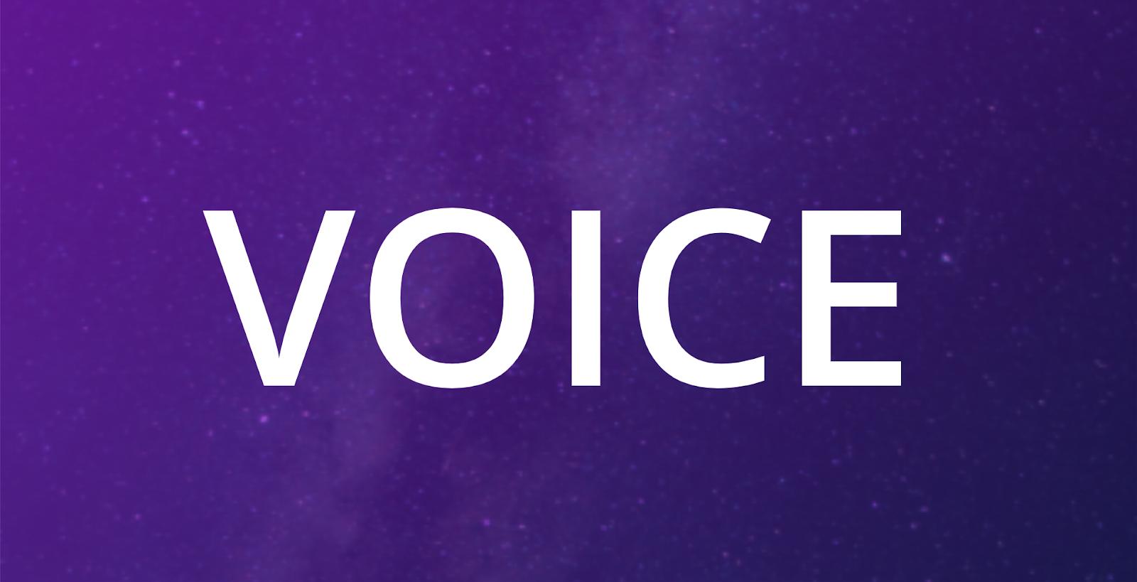 Voice Tech Takeaways of Voice Global