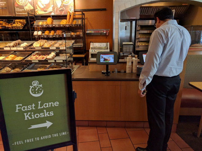 Is Panera Leading the Way for Restaurants With Their In-Store Experience?