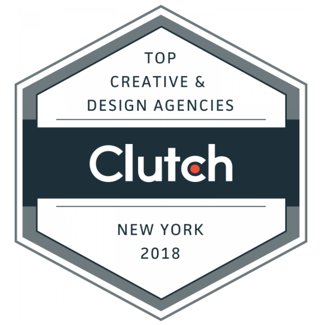 Clutch Top Creative Agency 2018