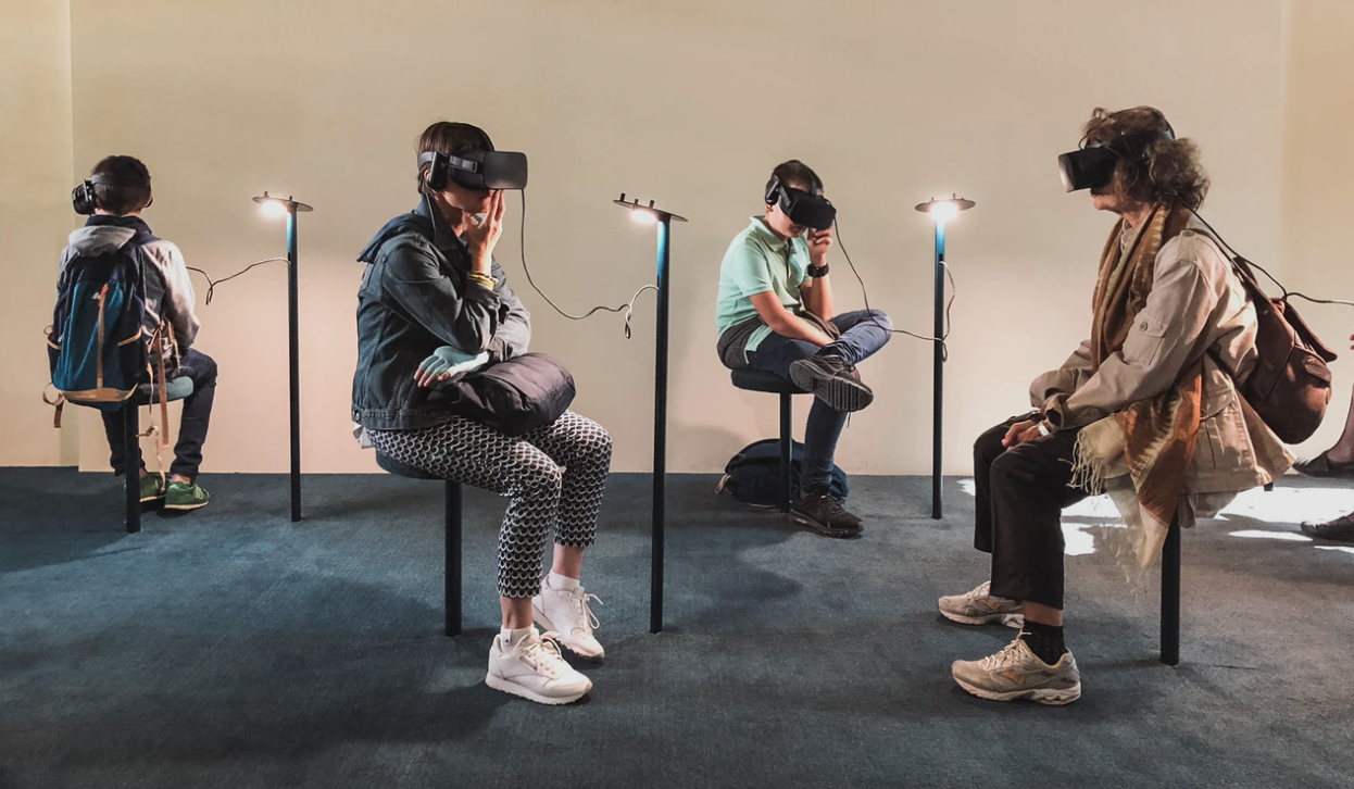 Getting Started with Training in VR