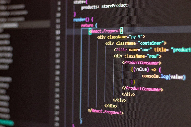 custom data visualization blog series using D3 & react